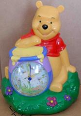 Wecker mit Kässeli Winnie Pooh
